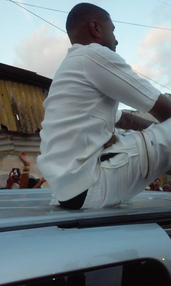 Usher en Regla.  Foto: Rachel Maury Cepero.