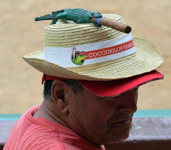 La afición matancera. Foto: Katheryn Felipe / Cubadebate