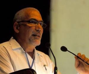 Presidente del INDER, Antonio Becali. Foto: Agustín Borrego.