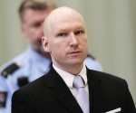 Anders Behring Breivik, mató a 77 personas en 2011. Foto: AFP