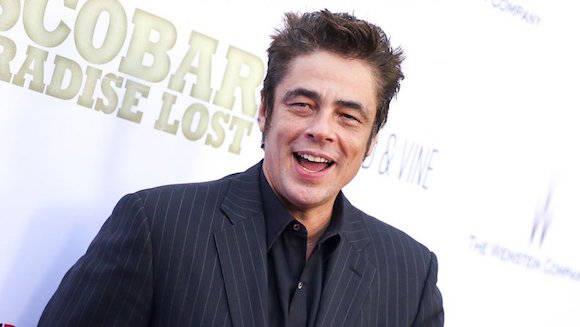 Benicio del Toro será el protagonista de la cinta. Foto: AP.
