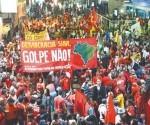 Los brasileños se movilizarán para apoyar a Dilma Rousseff y la democracia. Foto: Archivo