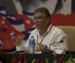 Delegados al VII Congreso del PCC debaten en comisiones. Foto: Ismael Francisco/ Cubadebate.