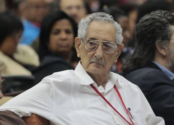 Julio Camacho Aguilera. Foto: Ismael Francisco/ Cubadebate