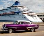 Crucero en la Bahía de la Habana. Foto: Archivo.