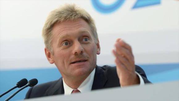 """""""En este caso, los informes de medios israelíes están muy lejos de la realidad"""", ha señalado este viernes el portavoz del Kremlin, Dmitri Peskov."""