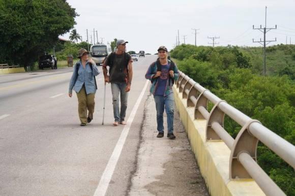 El puente de la Vía Blanca sobre el río Jaruco. Foto: Archivo.