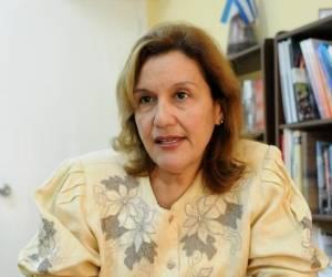 Ministra de Ciencia, Tecnología y Medio Ambiente de Cuba, Elba Rosa Pérez. Foto: Raúl Pupo.