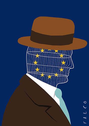 Europeman. Autor: Falco