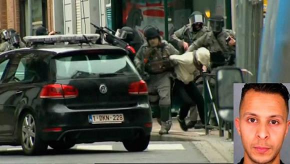 Salah Abdeslam fue detenido el pasado 18 de marzo.