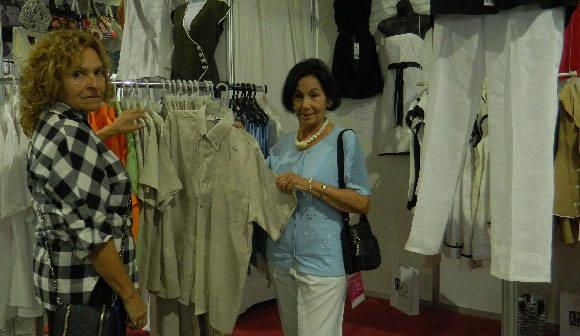 La marca Xero, una propuesta de guayaberas masculinas y femeninas y la utilización de tejidos para el verano como hilo y lino