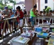 La Feria del Libro llegó a todas las provincias del país. Foto: Carlos Luis Sotolongo Puig/ Escambray.