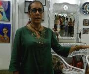 Norma Rodríguez Derivet, directora de promoción y comunicación del Fondo de Bienes Culturales. Foto: Susana Tesoro/ Cubadebate.