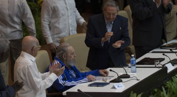 Fidel Castro Expressed Confidence in the Cuban Communists' Legacy