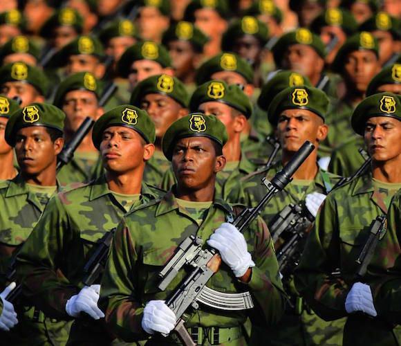 Fuerzas Armadas Revolucionarias.