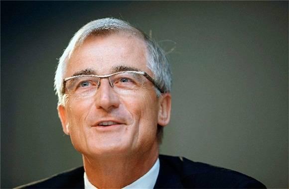 El gobernador de Flandes, Geert Bourgeois