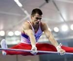 gimnasta  Nikolai Kuksenkov. Foto AFP 300