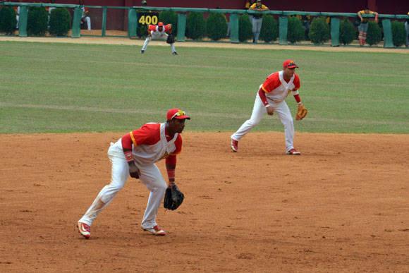 Gracial rindió a la causa matancera en los dos últimos juegos. Foto: Katheryn Felipe / Cubadebate
