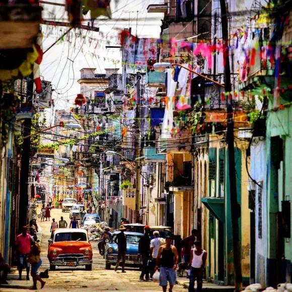 La Habana Vieja, Cuba. Foto: Desmond Boylan / Facebook