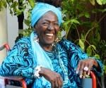 Candita Batista, la vedette negra de Cuba. Foto: Archivo