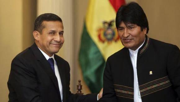 El presidente Evo Morales llegará a Ecuador con el tercer contingente de ayuda humanitaria que su Gobierno envía a esa nación