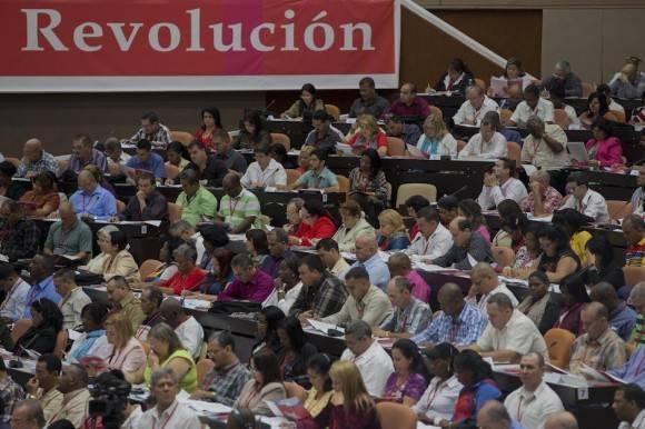 Concluye VII Congreso del Partido Comunista de Cuba