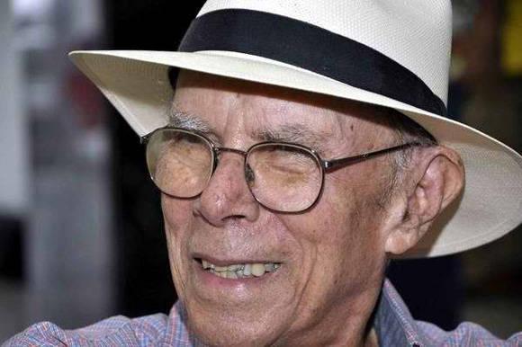 Julio García Espinosa nació en La Habana en 1926.