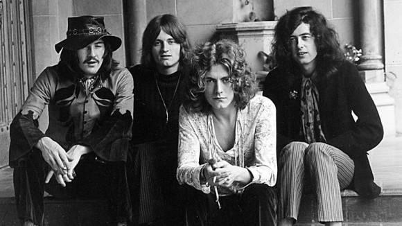Led Zeppelin. Foto tomada de guioteca.com