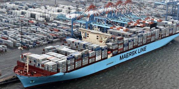 Maersk abre servicio de línea directa Cork-Cuba