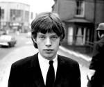 Mick Jagger en la década de 1960. La agrupación que lidera cumple 54 años.