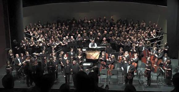 José María Vitier es aclamado en Ohio. Foto: Cortesía de Silvia Rodríguez Rivero