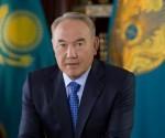 Excelentísmo Señor Nursultán Abishevich Nazarbáyev, Presidente de la República de Kazajstán. Foto: Cubaminrex.