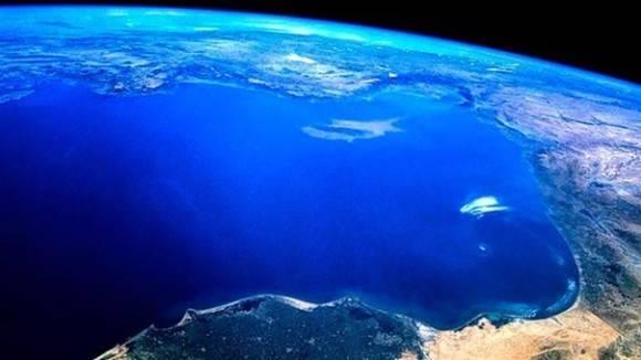 Vista satelital de la Tierra. Foto: Archivo.