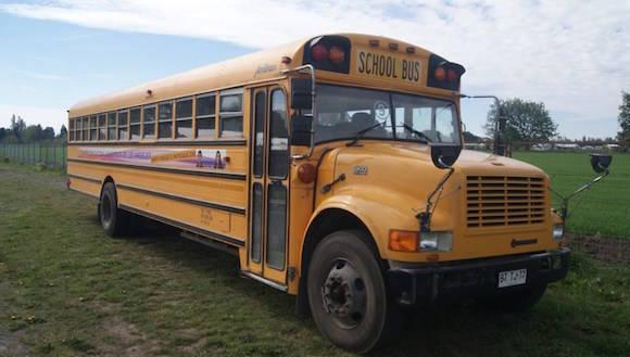 omnibus escolares