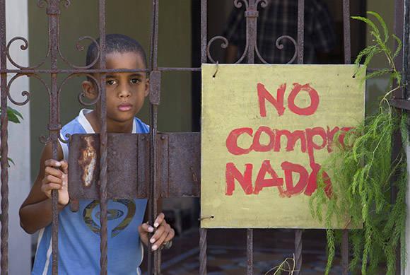 Reynaldo Guanche se puso en la piel de Esteban. Foto: Ismael Francisco/Cubadebate.