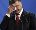 Presidente ucraniano, Petro Poroshenko. Foto: AFP.