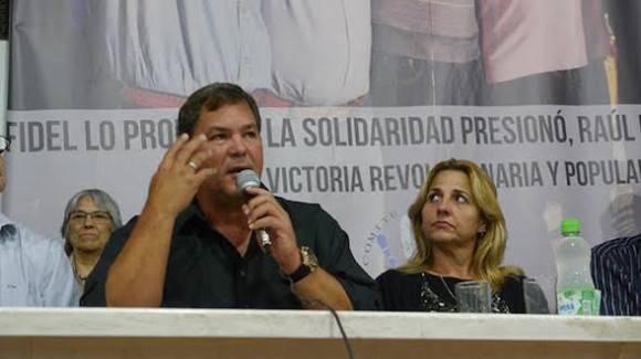 Ramón Labañino, nuevo Vicepresidente de la ANEC