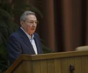 Raúl Castro durante el discurso de clausura del Congreso. Foto: Ismael Francisco/ Cubadebate