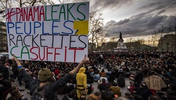 Durante los últimos días la policía francesa a detenido a varios detractores de la reforma.