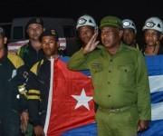 rescatistas cubanos en ecuador 2