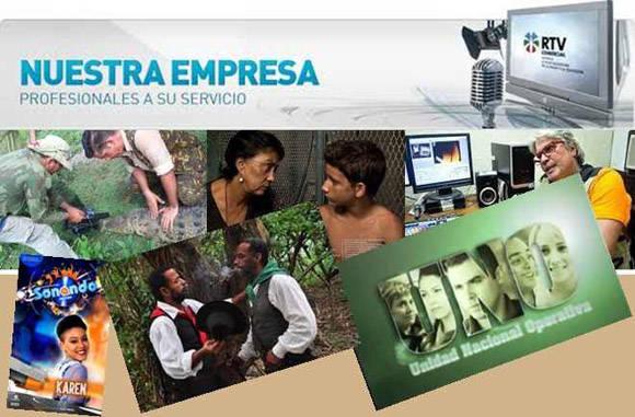 RTV Comercial es la productora de varios audiovisuales con gran popularidad en Cuba.