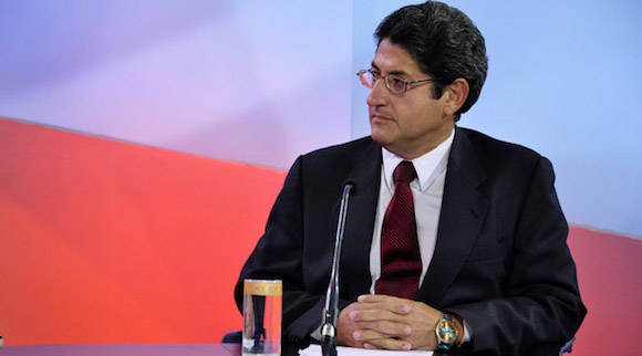 Santiago Pérez Benítez. Foto: Cubadebate