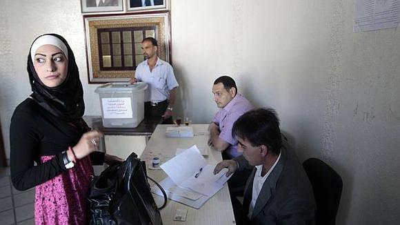 Siria prepara elecciones legislativas. Más de 11 mil candidatos en busca de 250 puestos en la Asamblea. Foto: AFP.