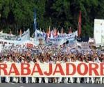 Desfile por el Primero de Mayo. Foto: Tomada de www.radiorebelde.cu (Archivo)