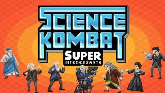 Cada personaje cuenta con movimientos especiales relacionados con sus aportes específicos a cada campo de la ciencia moderna.