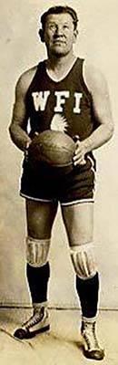 Thorpe, basketbolista
