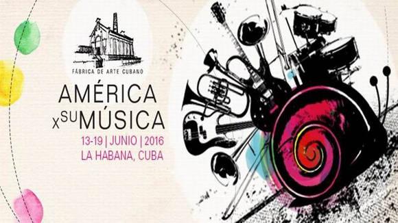 AM-PM América por su Música