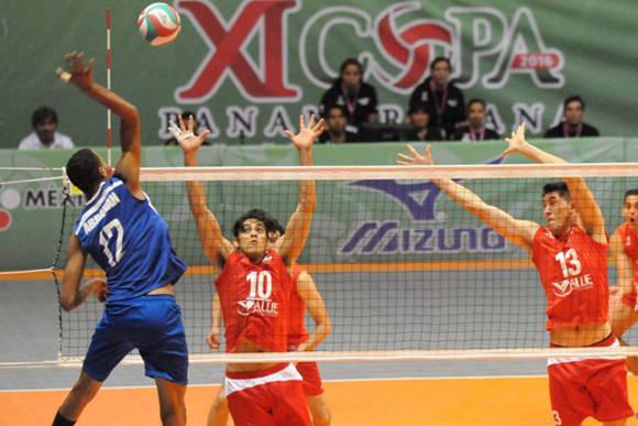 Cuba conquista la Copa Panamericana de Voleibol