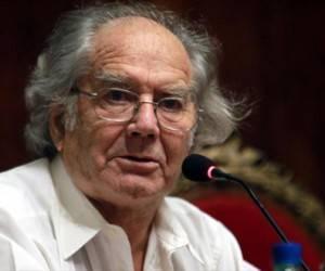 Adolfo Pérez Esquivel mereció el Premio Nobel de la Paz en 1980, por su trabajo en defensa de los Derechos Humanos en América Latina. Foto: Tomada de www.hispantv.com
