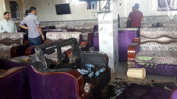El Estado Islámico se autodenominó responsable del atentado que dejó 16 muertos. Foto: Reuters.